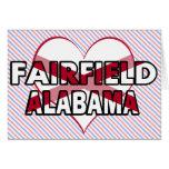 Fairfield, Alabama Cards