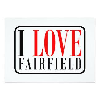 Fairfield Alabama Invitación 12,7 X 17,8 Cm