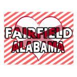 Fairfield, Alabama Post Card