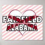 Fairfield, Alabama Posters