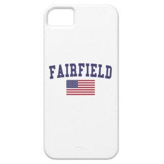 Fairfield CA US Flag iPhone SE/5/5s Case
