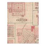 Fairfield, Carroll, Birmingham, Dunlap Tarjetas Postales