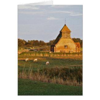 Fairfield Church Card