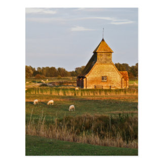 Fairfield Church Postcard