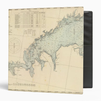 Fairfield County Connecticut, Long Island NY 3 Ring Binder