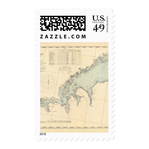 Fairfield County Connecticut, Long Island NY Stamps