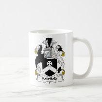 Fairfield Family Crest Mug