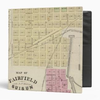 Fairfield, Suisun Binder
