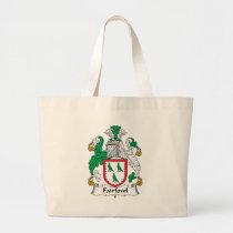 Fairfowl Family Crest Bag