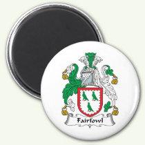 Fairfowl Family Crest Magnet