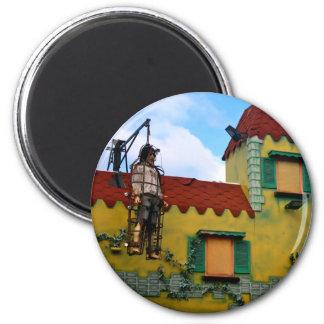 Fairground Attraction Magnet
