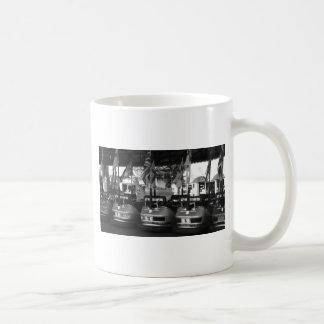 Fairground Dodgem Bumper Car Coffee Mug