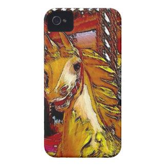 Fairground Horse Case-Mate iPhone 4 Case