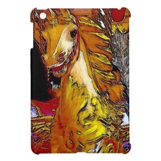 Fairground Horse iPad Mini Cases