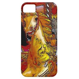 Fairground Horse iPhone SE/5/5s Case