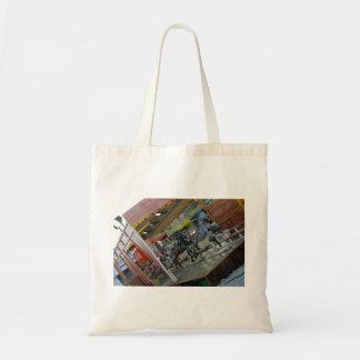 Fairground Horse RideTote Bag