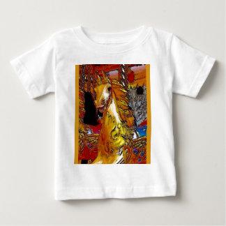 Fairground Horse Tee Shirt