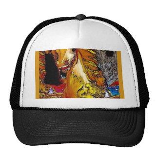 Fairground Horse Trucker Hat