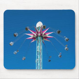 Fairground ride mousepad