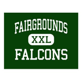 Fairgrounds - Falcons - Junior - Nashua Postcard