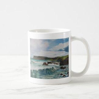 Fairhead, Ballycastle Northern Ireland - J. Casey Mugs