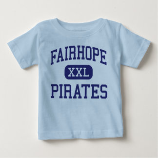 Fairhope piratea Fairhope medio Alabama Tshirt