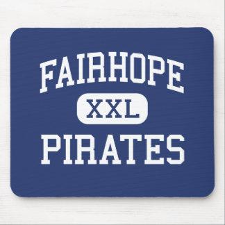 Fairhope piratea Fairhope medio Alabama Alfombrillas De Ratones