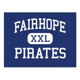 Fairhope piratea Fairhope medio Alabama Tarjetas Postales