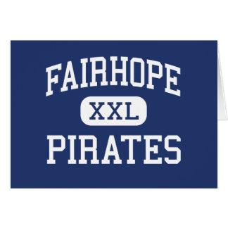 Fairhope Pirates Middle Fairhope Alabama Greeting Card
