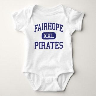 Fairhope Pirates Middle Fairhope Alabama Tee Shirt