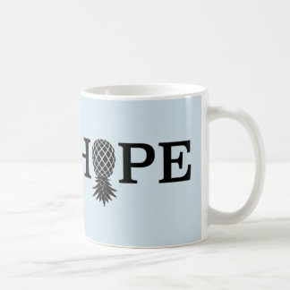Fairhope - Upside down Pineapple Coffee Mug