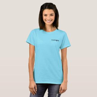 Fairhope - upside down pineapple women's T-Shirt