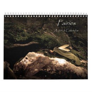 Fairies, A 2013 Calendar