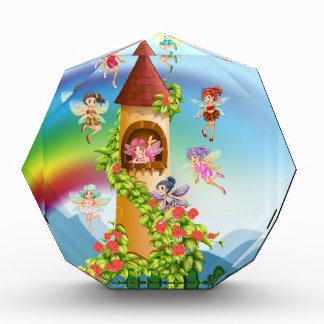 Fairies and castle award