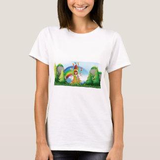Fairies and castle T-Shirt