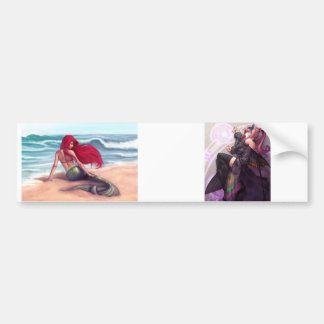 Fairies and Mermaids Bumper Stickers