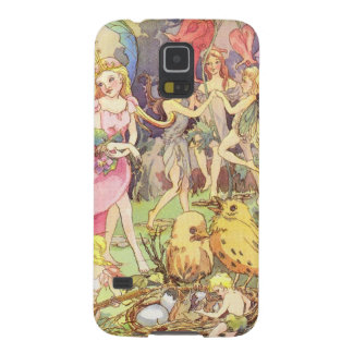 Fairies and Sprites Case For Galaxy S5