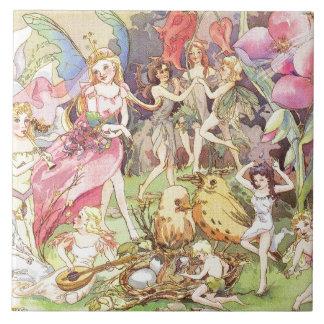 Fairies and Sprites Tile