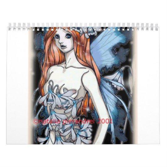 fairies and the world calendar