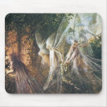 Fairies - by John Anster Fitzgerald Mouse Pad