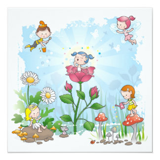 Fairies Card