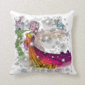 Fairies,Castles,Knights American MoJo Pillow