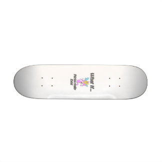Fairies Exist Skate Board Deck