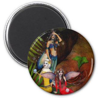 Fairies, fairies, fairies magnet