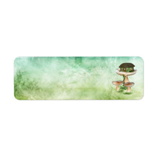 FAIRIES FAMILY HOME ADDRESS LABELS