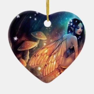 Fairies/Flairies Ceramic Ornament