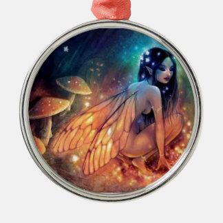 Fairies/Flairies Metal Ornament