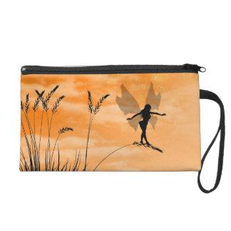 Fairies in the grass bag