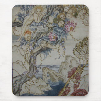 Fairies in The Tempest Mouse Pad