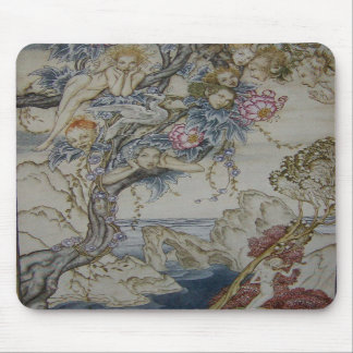 Fairies in The Tempest Mousepad